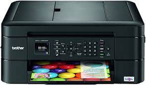 Brother MFC-J485DW - Wireless All-In-One Color Printer Offline?