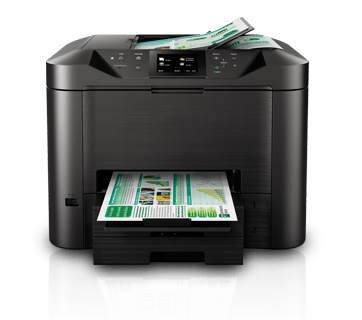 Canon Office and Business MB5420 Wireless All-in-One Printer Offline